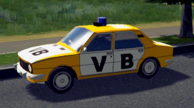 Cities: Skylines - Škoda 105 VB